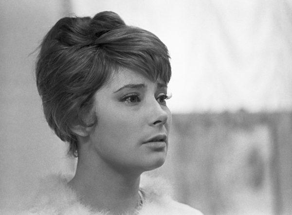 Татьяна Самойлова в молодости