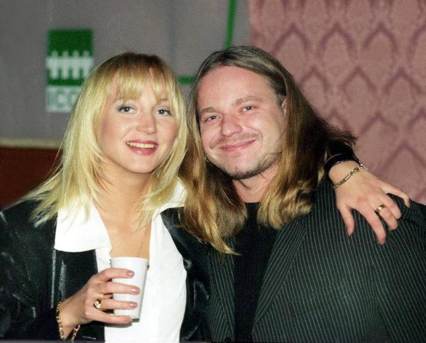 Кристина Орбакайте и Владимир Пресняков