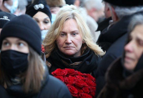 Елена Батурина, Ольга Лужкова,