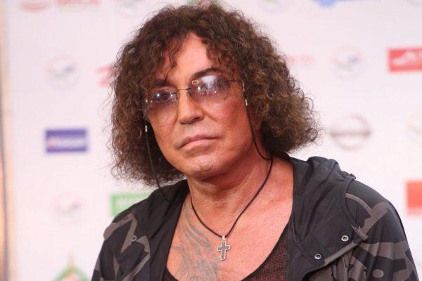 Валерий Леонтьев в очках