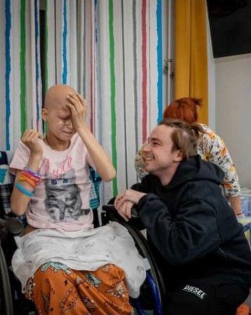 Поступок хорошего человека. Александр Петров исполнил последнее желание онкобольной девочки