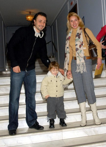 Авербух, Лобачева с маленьким Мартином