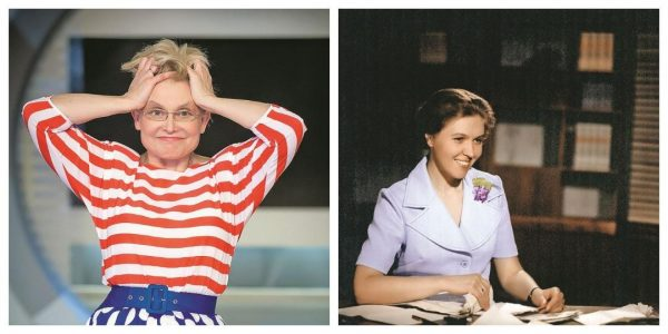 Елена Малышева и Юлия Белянчикова