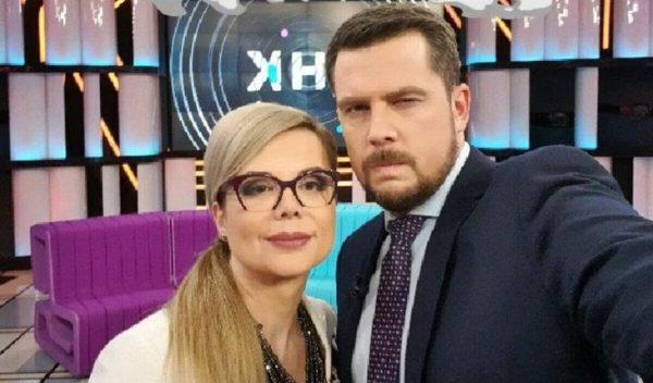 """Юлия Сиверцова и Александр Колтовой в программе """"ДНК"""""""