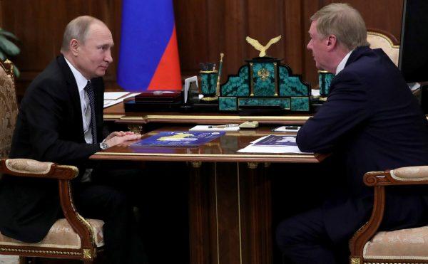 Чубайс, Путин