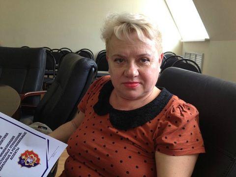 Мария Соловьенко