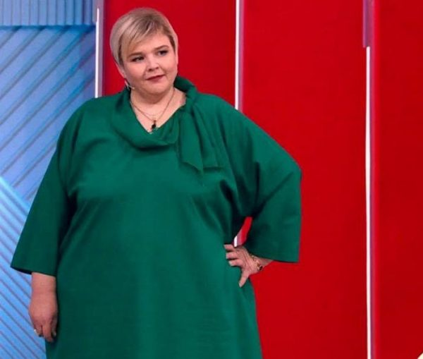 Наталья Руденко после похудения
