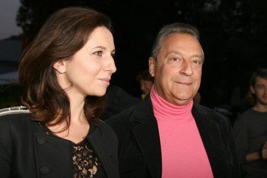 Геннадий Хазанов с дочерью