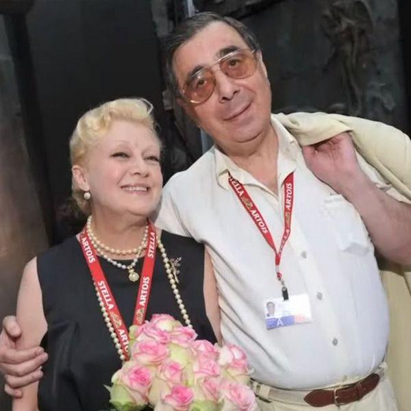 Наталья Дрожжина и Михаил Цивин