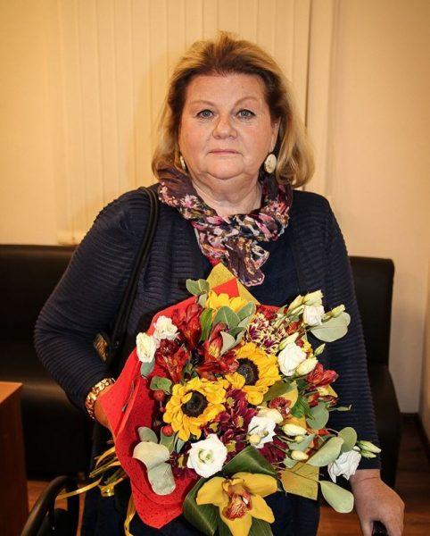 Ирина Муравьёва,