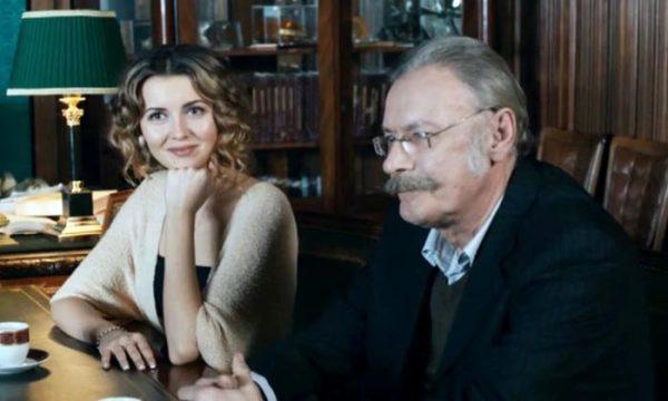 Александр Самойлов с женой