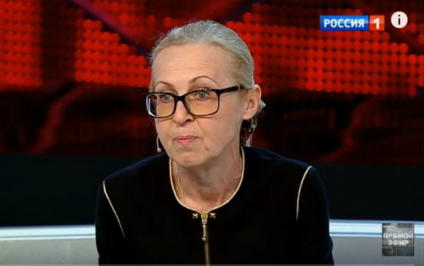 Людмила Королёва на ток-шоу