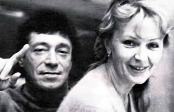 Георгий Рерберг и Валентина Титова