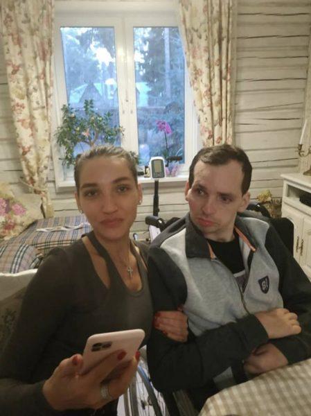 Дарья Клюшникова и Алексей Янин