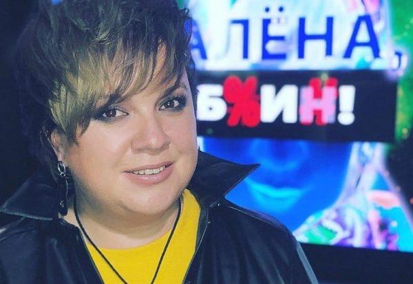 Алёна Жигалова,