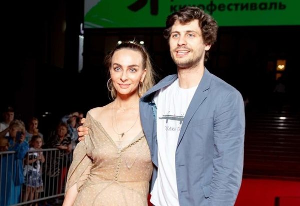 Александр Молочников и Екатерина Варнава