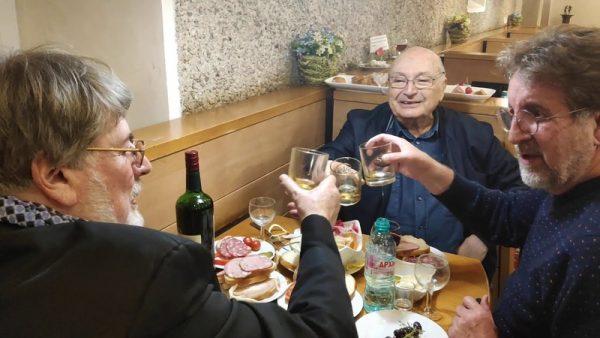 Александр Ширвиндт, Михаил Жванецкий, Леонид Ярмольник