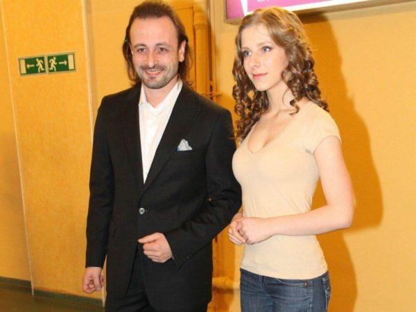 Лиза Арзамасова и Илья Авербух.