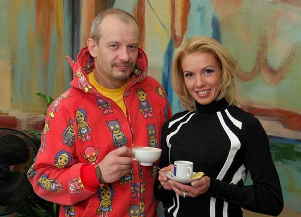 Дмитрий Марьянов, Ирина Лобачева