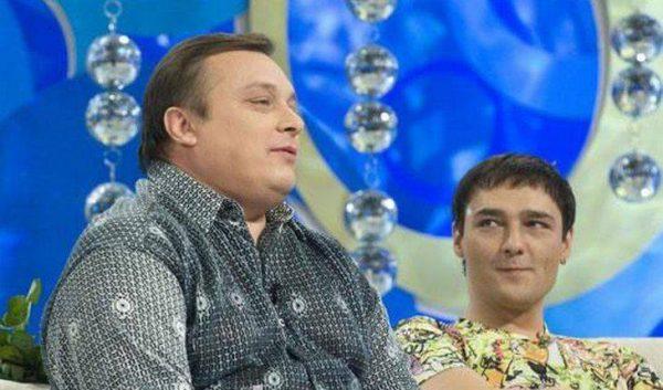 Юрий Шатунов и Андрей Разин