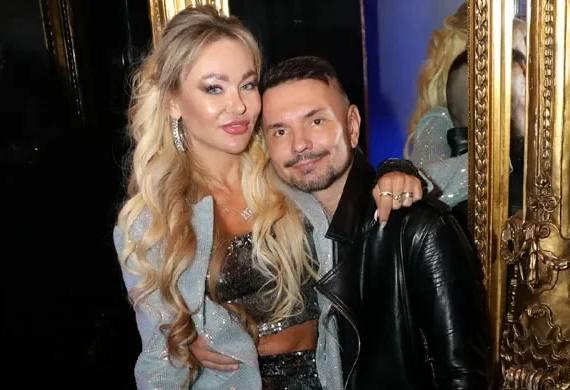 Юлиана Голдман и Денис Сердюков.