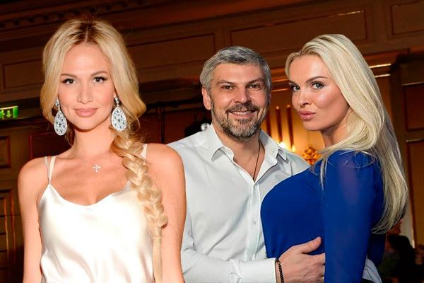 Николай Саркисов, Виктория Лопырева,
