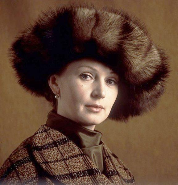 Валентина Титова.
