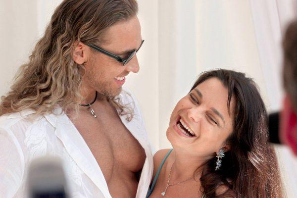 Тарзан и Наташа Королёва