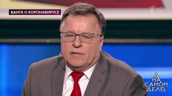 Сергей Косторной на шоу