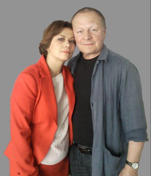 Борис Галкин и Инна Разумихина.