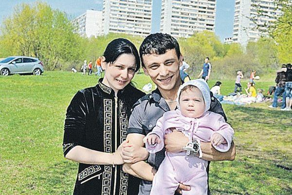 Валя Исаева и Хабиб Патахонов