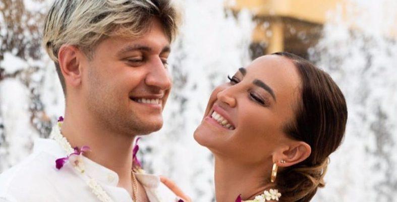 Собчак высмеяла ненастоящую свадьбу Бузовой и Манукяна