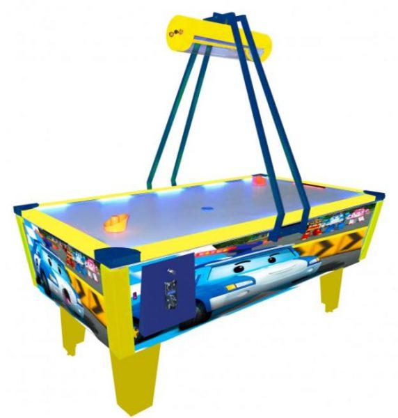 Выбираем аэрохоккей для дома – отличный способ отвлечь ребенка от компьютерных игр