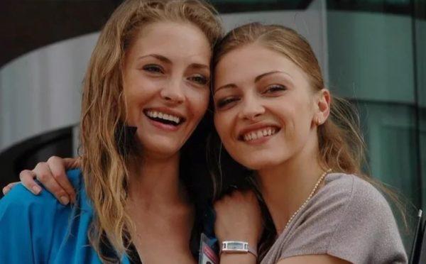 Сёстры Анна и Татьяна Казючиц