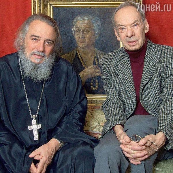 Алексей Баталов и Михаил Ардов.