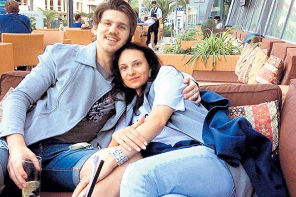 Иван Букин и Алена Самарская