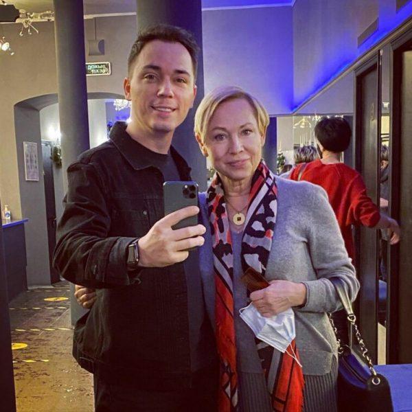 Родион и Ирина Газмановы