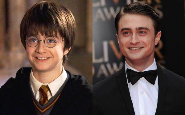 Гарри Поттер до и после