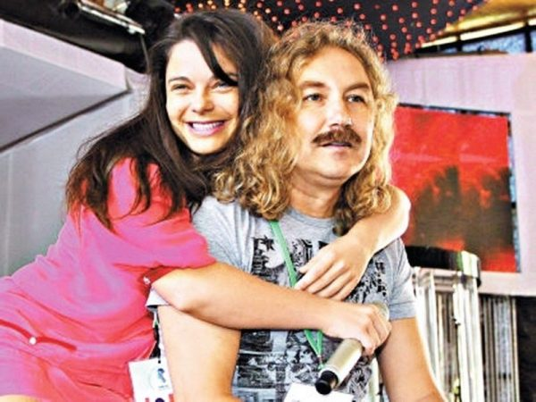 Наташа Королева и Игорь Николаев в молодости