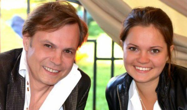 Виктория и Владимир Левкины