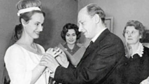 Свадьба Евгения Евстигнеева