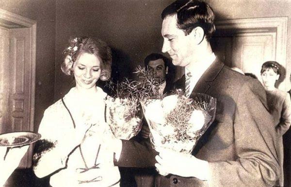 Богдан Ступка свадебное фото