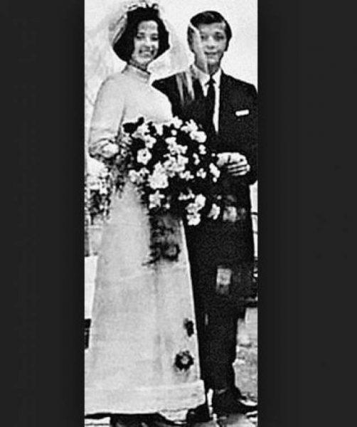 Михаил Задорнов на свадьбе