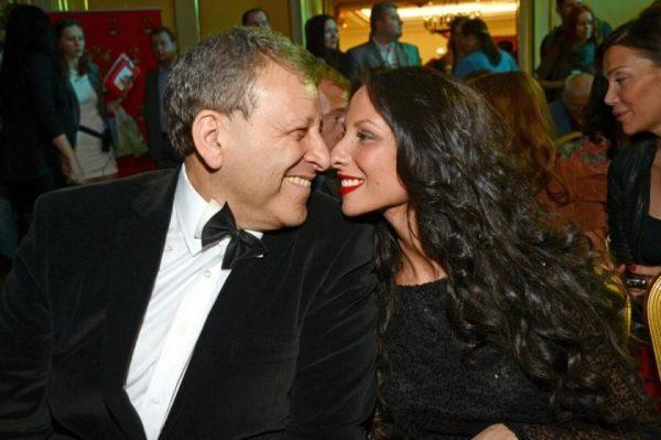 Борис Грачевский со второй женой
