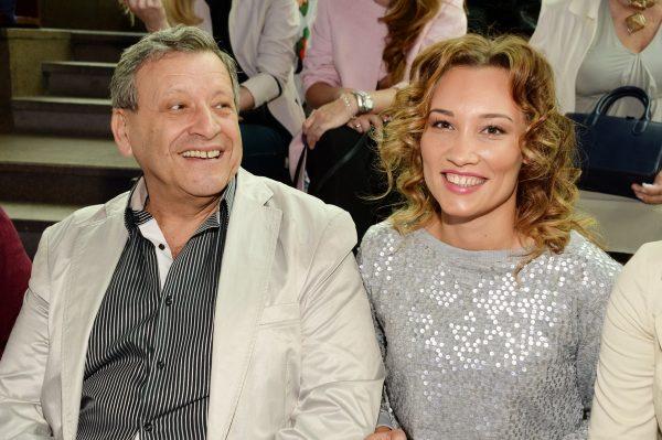 Борис Грачевский с третьей женой