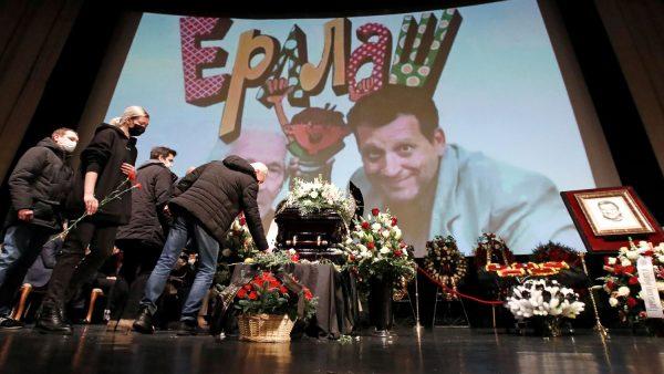 Похороны Грачевского