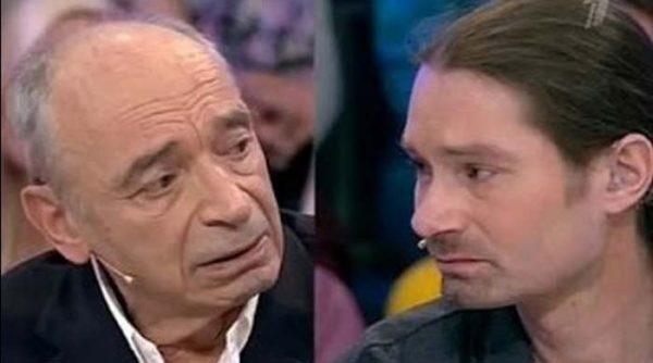 Валентин Гафт с внебрачным сыном