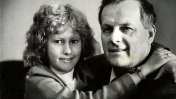 Ксения Собчак с отцом