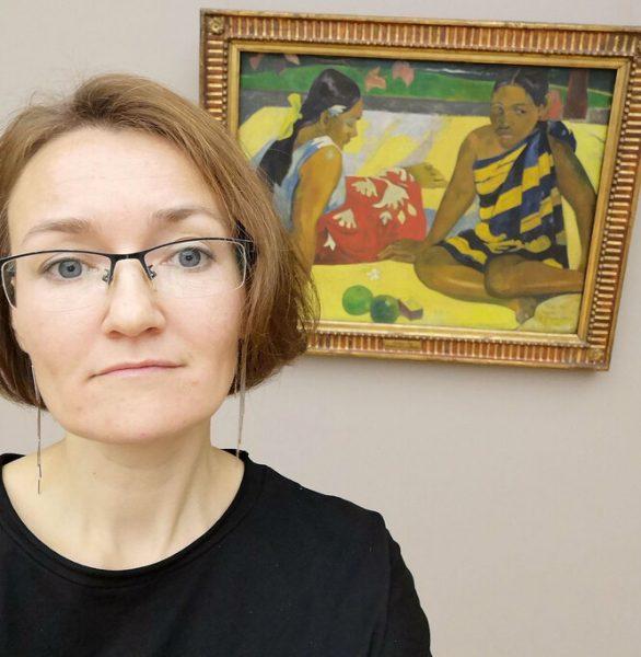 Анастасия Сосновская