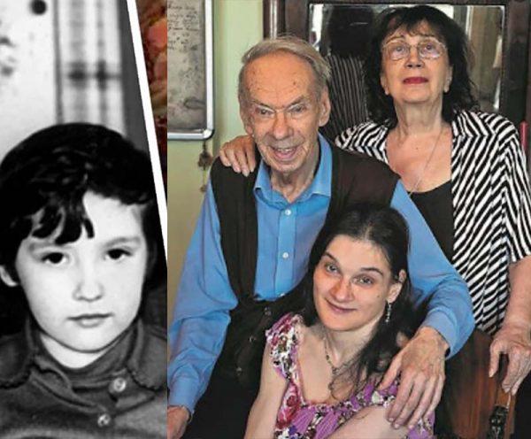 Семейное фото Алексея Баталова